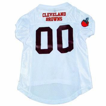 NFL Cleveland Browns Pet Jersey