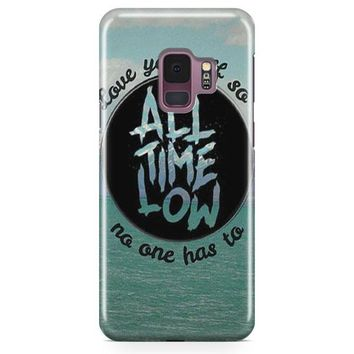 All Time Low Collage Samsung Galaxy S9 Case | Casefantasy