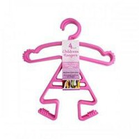 Baby Girls Clothes Hanger Set (pack of 4)