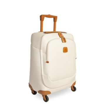Bric's Designer Travel Bags Life - Micro-Suede 21 Carry on w/ Spinner
