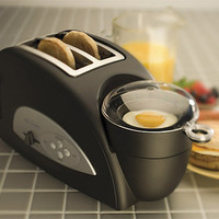 Egg & Muffin Toaster | Uncrate