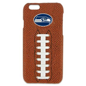 Seattle Seahawks Classic NFL Football iPhone 6 Case