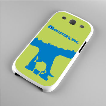 Monster Inc Sulley & Mike Samsung Galaxy S3 Case