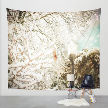A Chronicle Wall Tapestry by Jenndalyn
