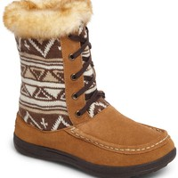 Woolrich Doe Creek II Faux Fur Trim Boot (Women) | Nordstrom