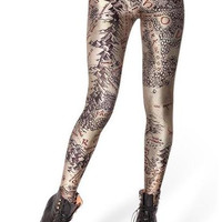 Lord of The Rings Leggings-Middle Earth Map Tights-Lord of The Rings Clothing-Women Yoga Pants-NOT dress scarf skirt socks stocking jewelry