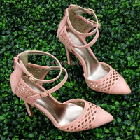Newport Salmon Perforated Pumps