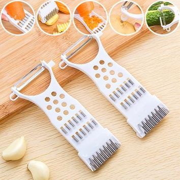 Multifunctional Carrot Potato Peeler Melon Gadget Vegetable Fruit turnip Slicer Cutter Cheese Spice Grater Kitchen Cookig Tools