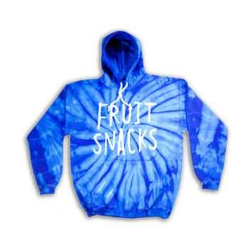 FRUIT SNACKS HOODIE (BLUEBERRY)