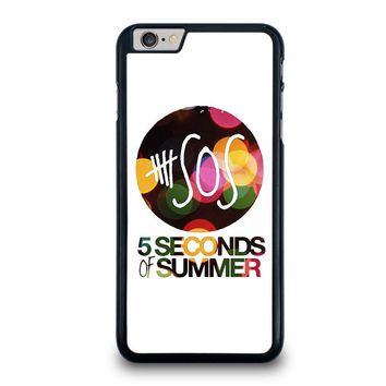 5 SECONDS OF SUMMER 5 5SOS iPhone 6 / 6S Plus Case Cover