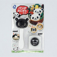 cute panda sushi maker machine roll rice mold Japanese kitchen tools/accessories kawaii DIY handcraft beto onigiri molds