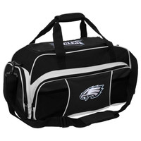 Philadelphia Eagles NFL Tuck Sport Gym Bag (Black)