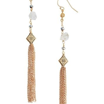 Vanessa Mooney Mia Herkimer Drop Earrings | Nordstrom