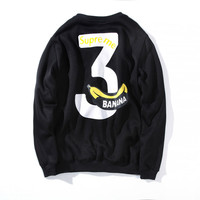 Thicken Trick Cotton Long Sleeve Hoodies [9448822599]