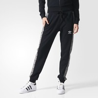 adidas Shell Cuffed Track Pants - Black | adidas US