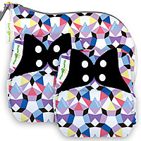 MommyCon - LIMITED EDITION Alicia 2 4.0 + 1 Outing Wet Bag - Cloth Diapers - Cotton Babies Cloth Diaper Store