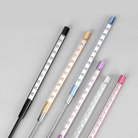 Bright 10 Leds USB led Book Light Mini Reading Light Led Flexible Desk Light For Keyboard Notebook Computer PC Night Light 1pcs