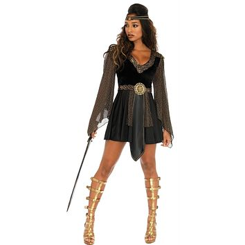 Glamazon Warrior Adult 2 Pc M