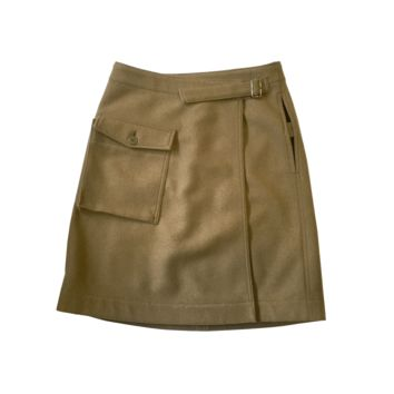 Wrap Skirt - Camel