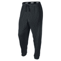 Nike Dri-FIT French Terry Men's Training Pants Size XL (Black)
