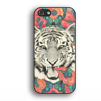 tiger and floral iphone 5c cases, iphone 4 cases, iphone 5s,iphone 5 case,iphone 4s cases,best gifts