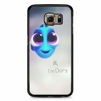 Baby Dory Finding Dory Samsung Galaxy S6 Case