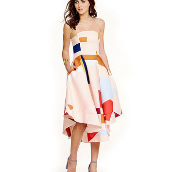 C/MEO Making Waves Dress | Dillards