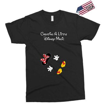 Creating A Little Disney Magic Minnie Mouse Exclusive T-shirt