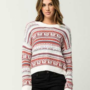 ROXY Alive In Love Womens Sweater