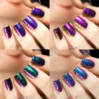 FUN Lacquer Multichrome Nail Polish Set