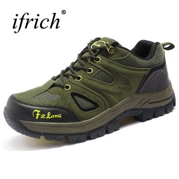 Trekking Shoes Men's Outdoor Mountain Climbing Shoes