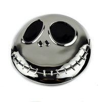 Jack Skellington Face Nightmare Before Christmas Belt Buckle