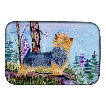 Norwich Terrier Dish Drying Mat SS8678DDM