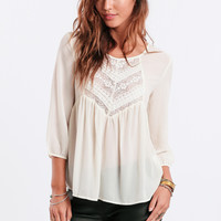 Light Of Day Lace Blouse