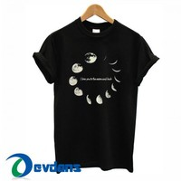 I Love You To The Moon T Shirt Women And Men Size S To 3XL