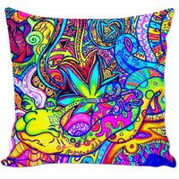 Trippy pillow