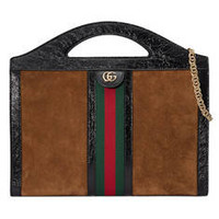 Gucci Ophidia medium top handle tote