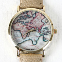 Map Design Watch