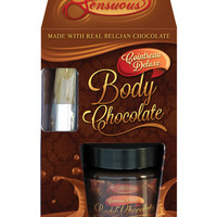 Sensuous Deluxe Body Chocolate - 70gm Jar Cointreau