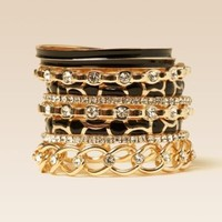 bebe Mixed Bangle Set