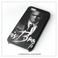 Chris Brown Bino iPhone 4 4S 5 5S 5C 6 6 Plus , iPod 4 5  , Samsung Galaxy S3 S4 S5 Note 3 Note 4 , and HTC One X M7 M8 Case