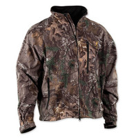 Browning Men's Wasatch Soft Shell Camo Jacket