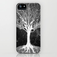 Starry Night Tree of Life iPhone & iPod Case by TreeofLifeShop