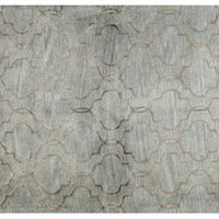 Curtain Rug, Silver/Copper, Area Rugs
