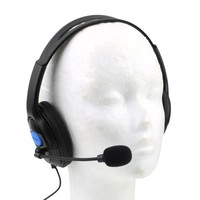 Headset Headphones with Microphone Mic Stereo Supper Bass for PS4
