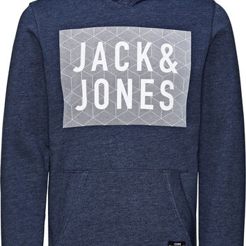 Jack & Jones Rider Popover Sweat Hoodie