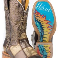 Tin Haul Women's Elemental Cowgirl Boots |Tin Haul