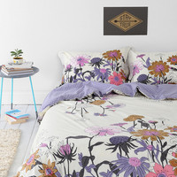 Wallflower Double Duvet Cover - Urban Outfitters