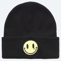 Crazy Life Beanie - One Size / Black