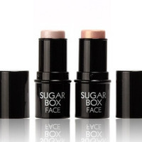deals] Sugar box Highlighter stick All Over Shimmer Highlighting Powder Creamy Texture Water-proof Silver Shimmer Light£¨1 pc£© = 5988034369